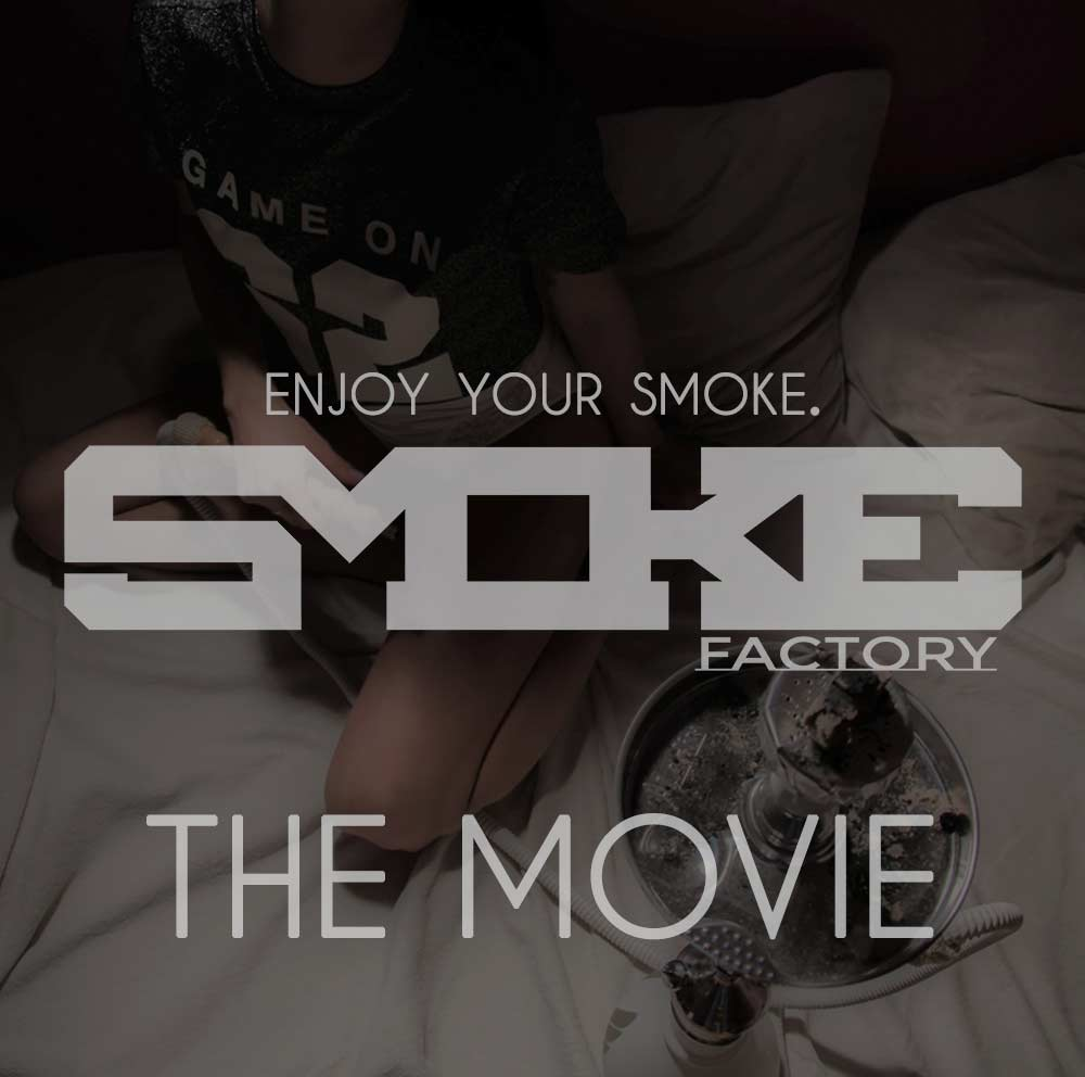 Promovideo des SmokeFactory Shisha & E-Zigaretten Shop