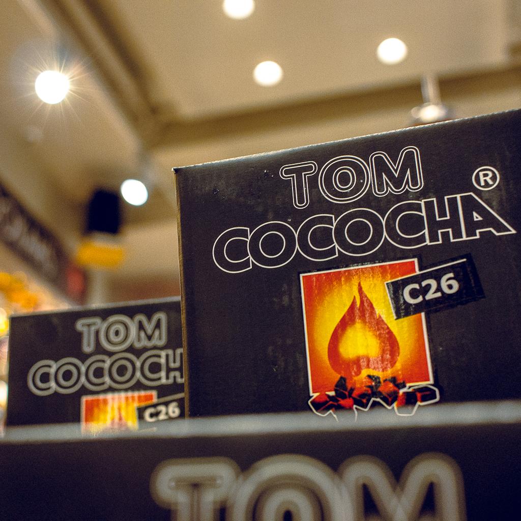 Tom Cococha C26 Naturkohle