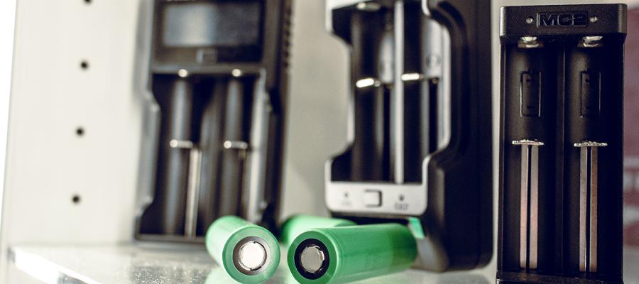 Akkus & Ladegeräte für E-Zigaretten